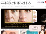 Browse Color Me Beautiful Cosmetics