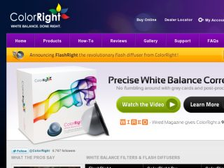 Shop at colorright.com