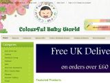 Colourfulbabyworld.com Coupon Codes
