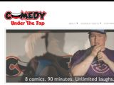 Browse Comedy Under The Tap