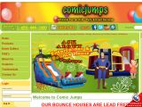 Comic Jumps Coupon Codes