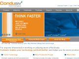 Browse Condusiv Technologies