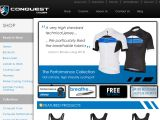 Conquestcyclewear.com Coupon Codes