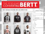 Convertiblebertt.com Coupon Codes