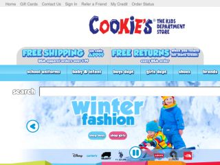 Shop at cookieskids.com
