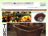 Browse CopperSinksDIRECT
