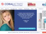 Browse Coralactives Acne Treatment