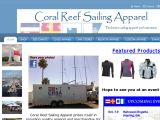 Browse Coral Reef Sailing Apparel