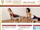 Corevitalitypilates.com Coupon Codes