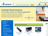 Browse Corporate Fitness Products