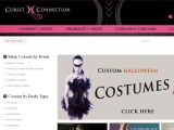 Browse Corset Connection