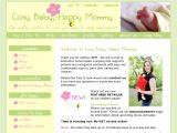 Browse Cosy Baby, Happy Mommy Inc
