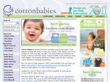 Browse Cotton Babies