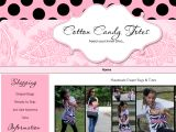 Browse Cotton Candy Totes