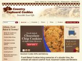 Browse Country Cupboard Cookies