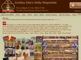 Browse Cowboy Dan's Jerky Emporium