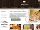 Browse Angelina's Crab Cakes
