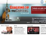 Browse Cracking-Up The Capital