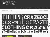 Crazedclothing.com Coupon Codes