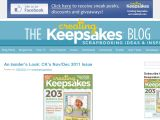 Creatingkeepsakesblog.com Coupon Codes
