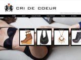Browse Cri De Coeur