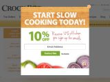 Crock-Pot.com Coupon Codes