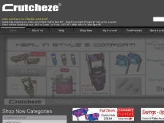 Shop at crutcheze.com