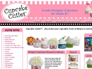 Shop at cupcakecuties.com