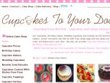 Cupcakes-To-Your-Door.co.uk Coupon Codes