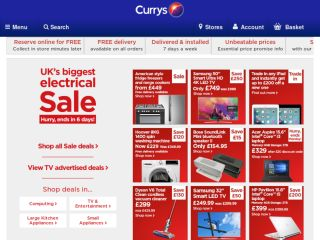 Shop at currys.co.uk