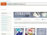 Cursivearts Coupon Codes
