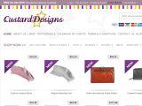 Browse Custard Designs