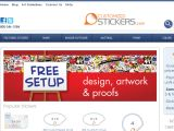 Browse Customized Stickers