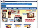 Browse Custom Sports Cards