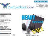 Browse Cutcardstock