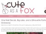 Cuteasafox.com Coupon Codes