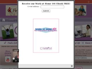 Shop at cwahm.com