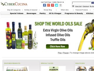 Shop at cybercucina.com