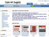 Browse Czech Art Supplies