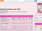 Daddydaughterday2014.eventbrite.com Coupons