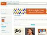Dafunkybuttons.etsy.com Coupons