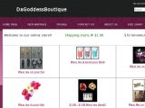 Dagoddessboutique.com Coupon Codes