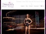 Dahlialingerie.co.uk Coupons