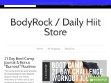 Dailyhiit.myshopify.com Coupons