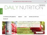 Dailynutritionshopping.com Coupons