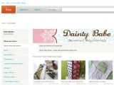 Daintybabe.etsy.com Coupons