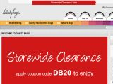 Daintybags.com Coupons