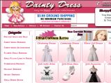 Browse Dainty Dress