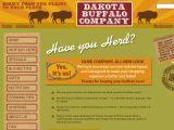 Browse Dakota Buffalo Company