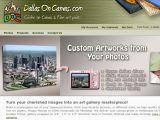 Dallasoncanvas.com Coupon Codes